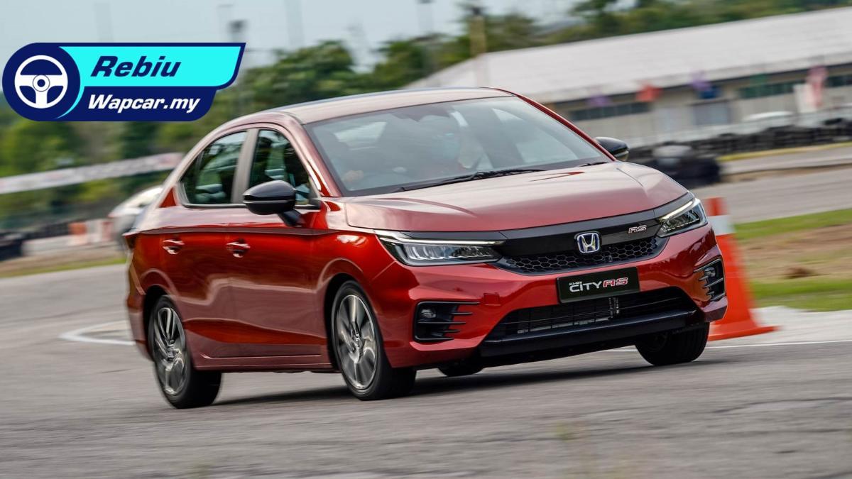 Rebiu: Memandu Honda City RS 2020 dengan enjin i-MMD pertama dunia di Malaysia 01