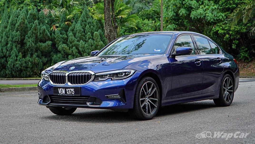 2020 BMW 3 Series 320i Sport Exterior 001