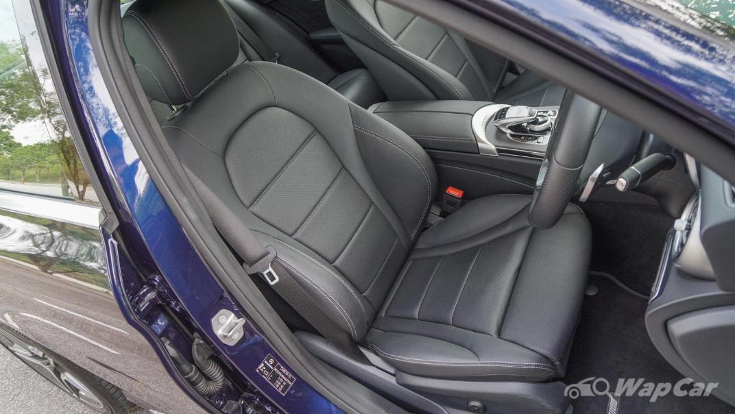 2020 Mercedes-Benz C-Class C 200 AMG Line Interior 035