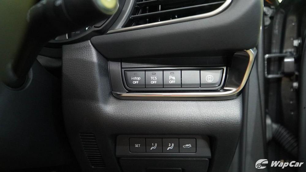 2020 Mazda CX-30 Interior 008