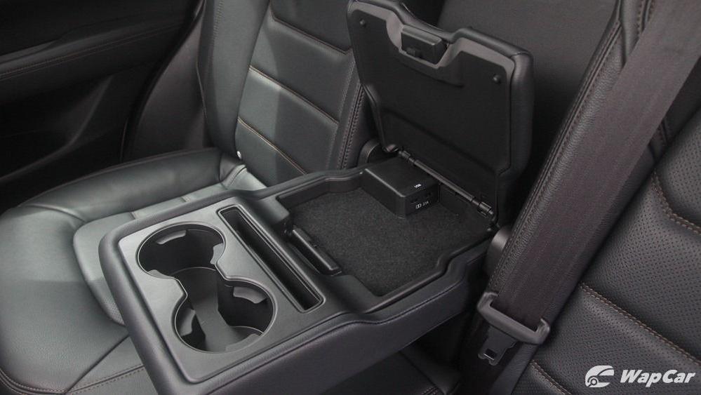 2019 Mazda CX-5 2.5L TURBO Interior 099