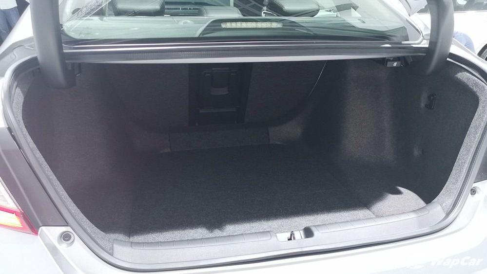 2020 Honda Accord 1.5TC Premium Interior 151