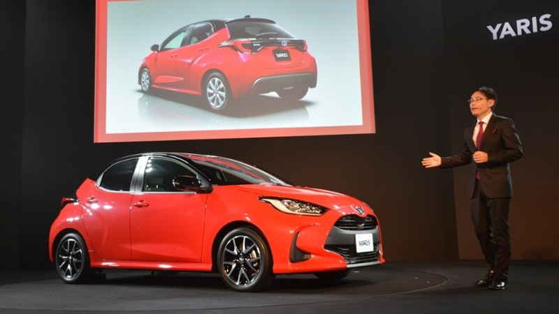 All-New 2020 Toyota Yaris debuts, now with swiveling seats and Volvo-level AEB 02