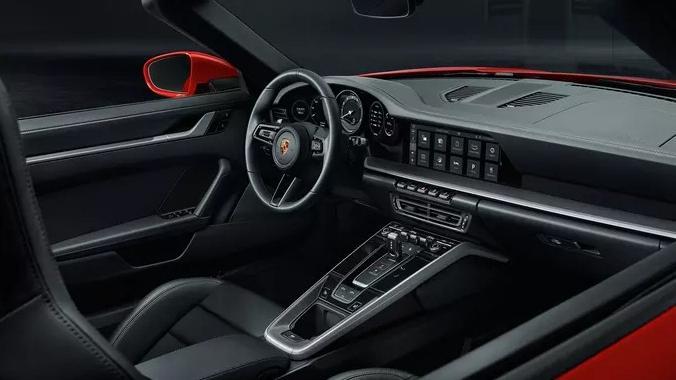 2019 Porsche 911 The new 911 Carrera Interior 001