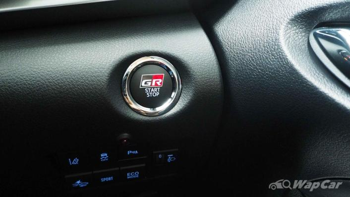 2021 Toyota Vios GR-Sport Interior 007