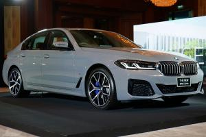 G30 2021 BMW 5 Series facelift (LCI) in Malaysia; from est. RM 343k, ACC with Stop&Go, Laserlight