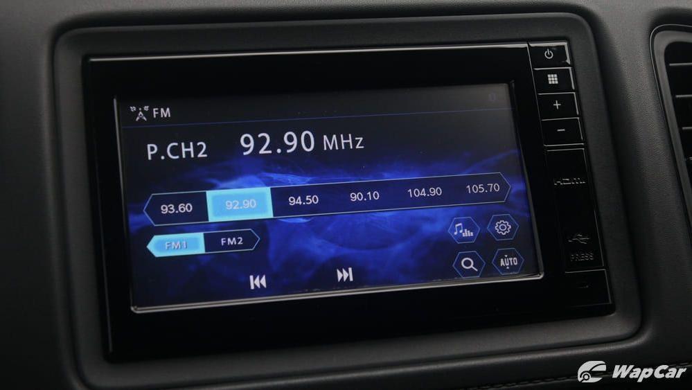 2019 Honda HR-V 1.5 Hybrid Interior 060