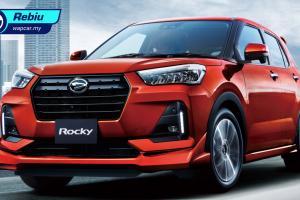 Review: Daihatsu Rocky aka Perodua D55L, apa pendapat media Jepun?