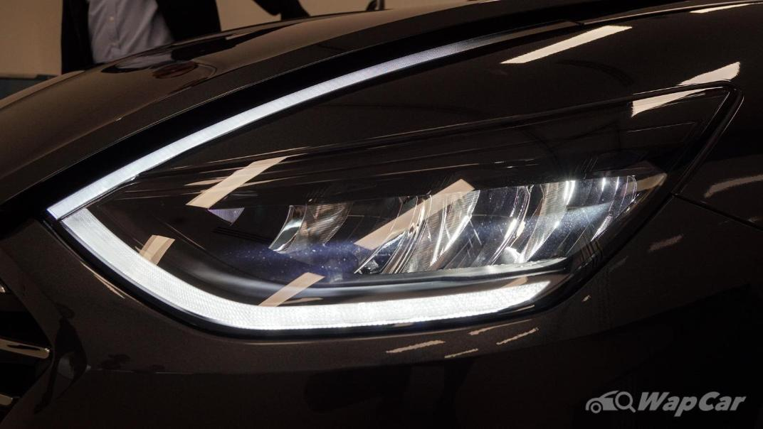 2020 Hyundai Sonata 2.5 Premium Exterior 059