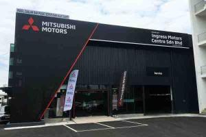 Mitsubishi Malaysia opens yet another 3S centre to better serve customers in PJ!