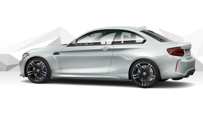 2019 BMW M2 Competition DCT Exterior 009