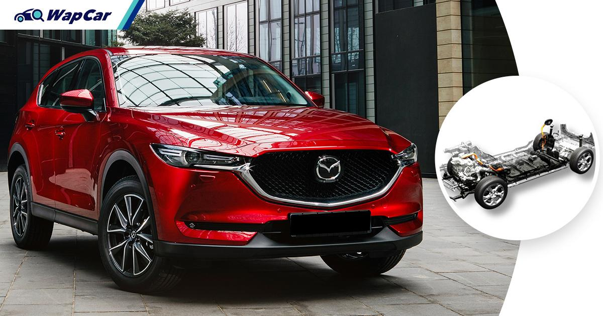 Mazda to electrify 13 models by 2025; Malaysia's next CX-5 could be a hybrid 01