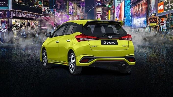 Toyota Yaris (2019) Exterior 008