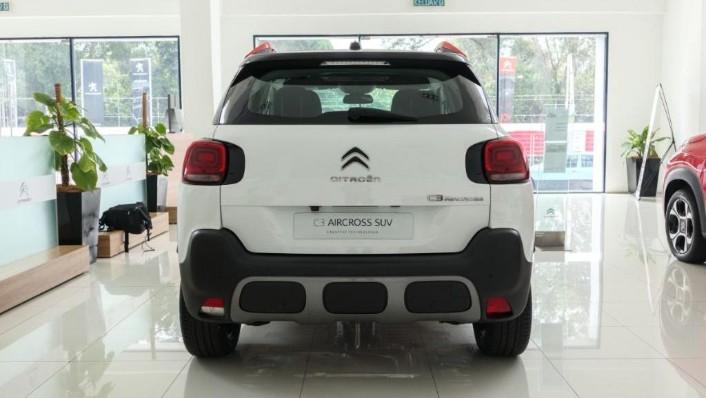 2019 Citroën New C3 AIRCROSS SUV Exterior 005