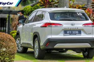 Pelanggan beratur, kenapa Toyota Corolla Cross sepatutnya dilancarkan dari dulu lagi di Malaysia?
