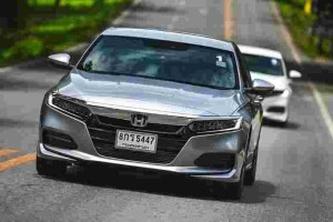 Malaysia's Honda Accord makes more power than Thailand's – 11 PS/17 Nm more, why?