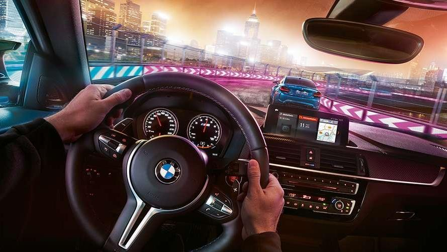 BMW M2 Coupe (2019) Interior 001