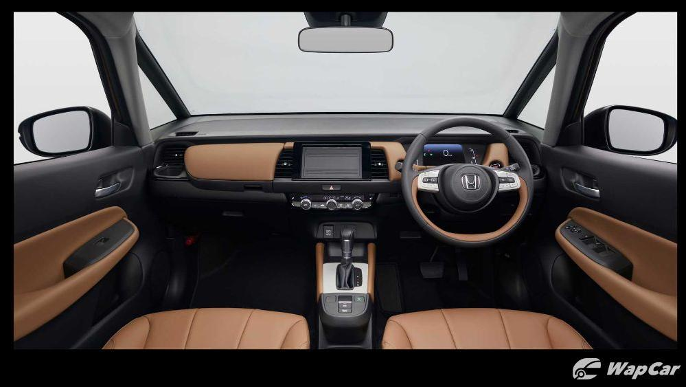 Honda Jazz (2020) Interior 009