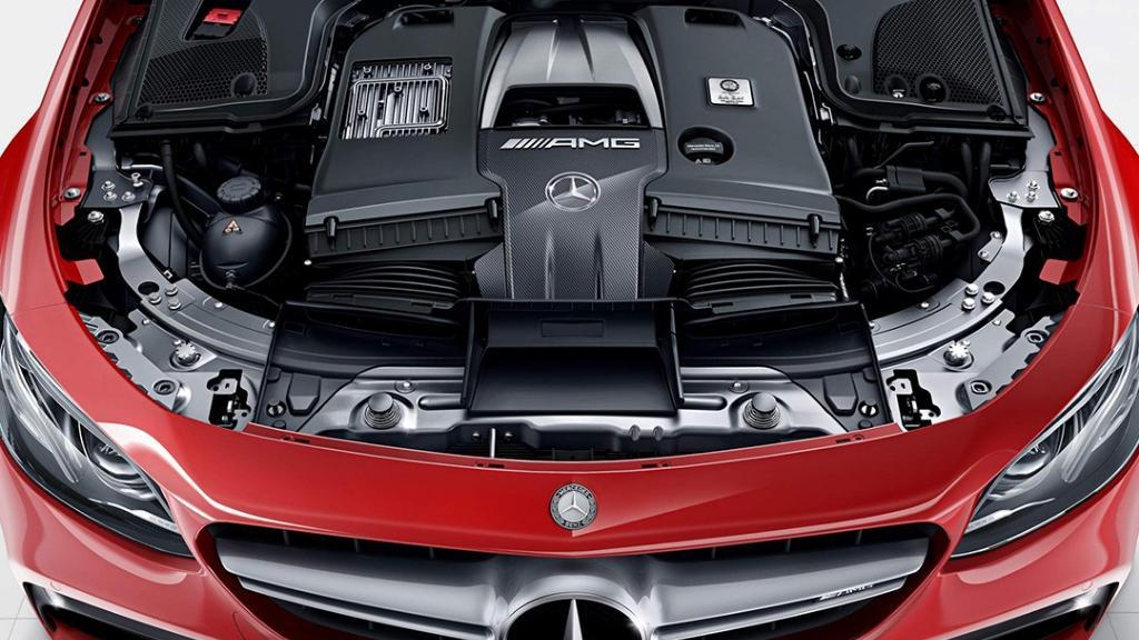 Mercedes-Benz AMG E-Class (2019) Others 007