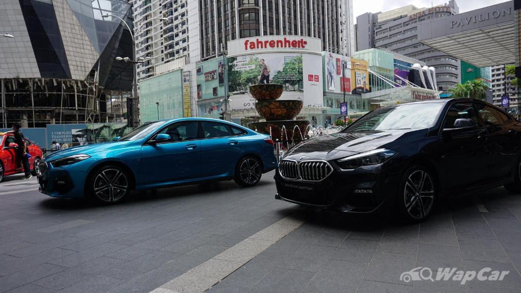 2020 BMW 2 Series 218i Gran Coupe Exterior 100