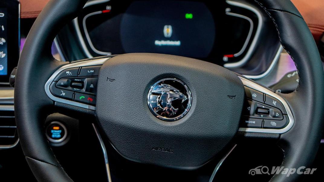 2020 Proton X50 1.5T  Flagship Interior 091