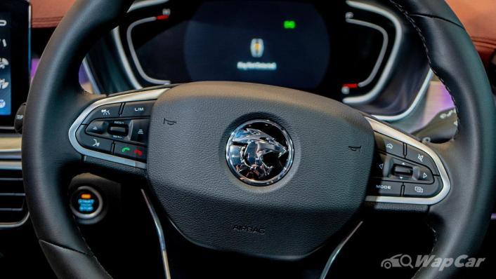 2020 Proton X50 1.5T  Flagship Interior 005