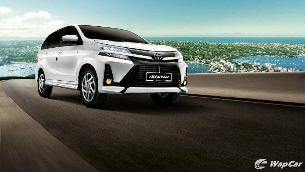 2019 Toyota Avanza 1.5S Exterior 011