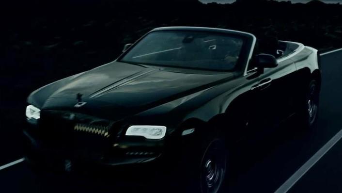 2018 Rolls Royce Dawn Black Badge Exterior 002