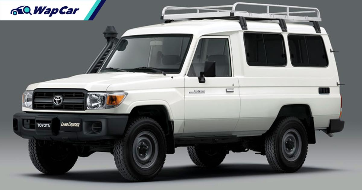 This Toyota Land Cruiser is the only WHO-approved Covid-19 vaccine refrigerated truck 01