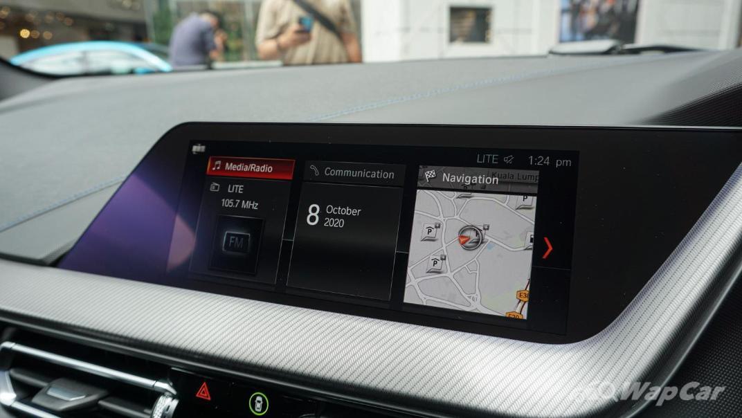 2020 BMW 2 Series 218i Gran Coupe Interior 038