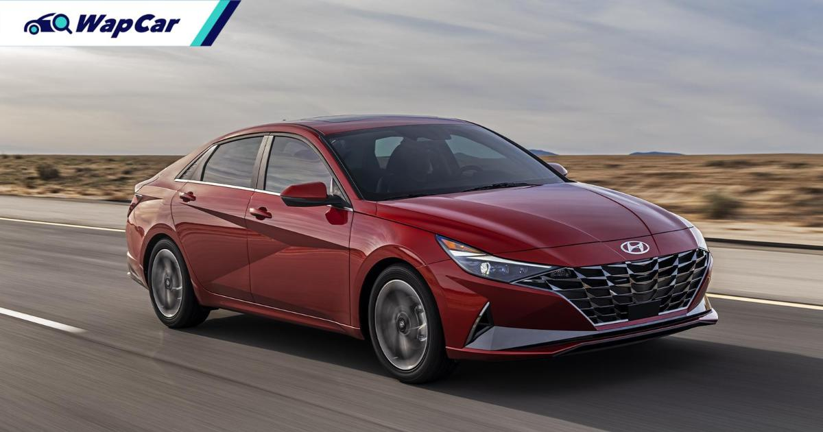 Hyundai Elantra 2021 hadir dengan transmisi IVT 8 kelajuan dan ini perlu diberi perhatian! 01