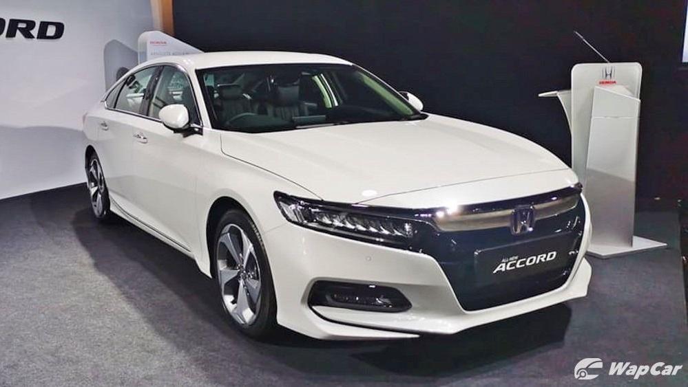 2020 Honda Accord 1.5TC Premium Exterior 083