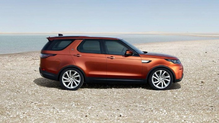 Land Rover Discovery (2018) Exterior 006