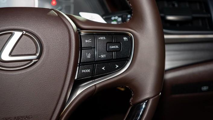 2019 Lexus ES 250 Luxury Interior 007