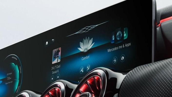2019 Mercedes-Benz A200 Sedan Progressive Line Interior 007