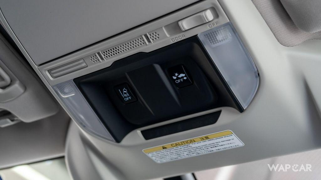 Subaru Forester (2019) Interior 020