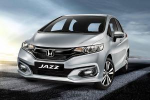 Honda Jazz 1.5L: light and fast