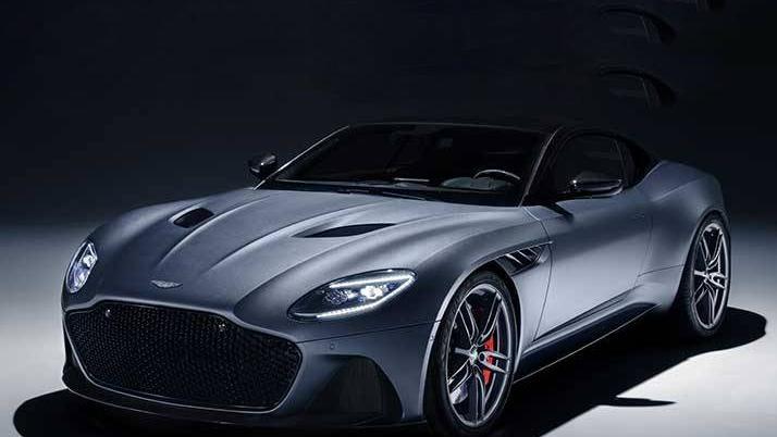 Aston Martin DBS Superleggera (2019) Exterior 001