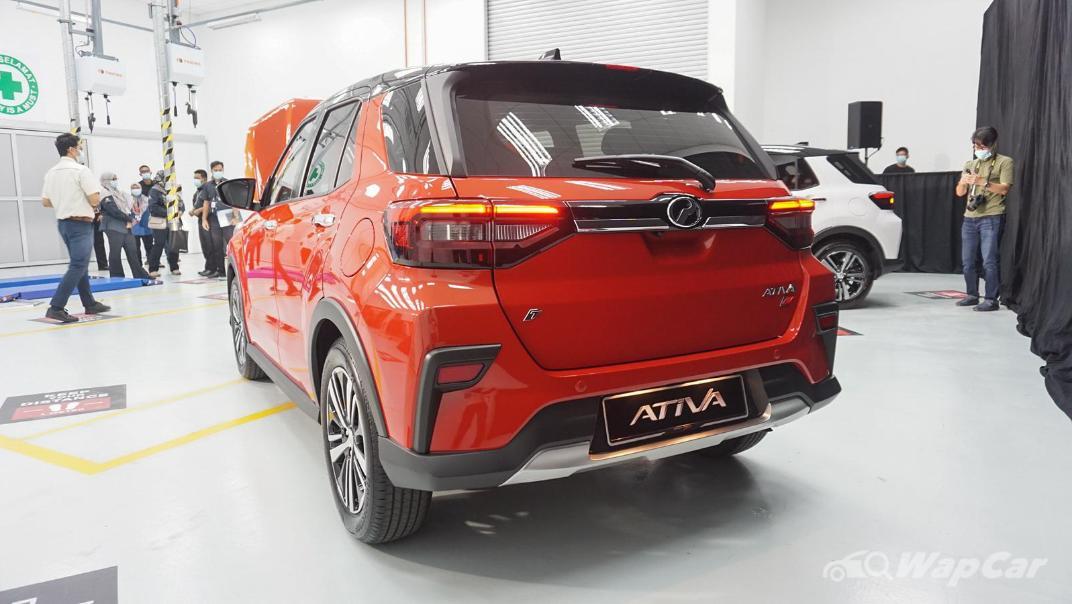 2021 Perodua Ativa 1.0L Turbo AV Exterior 016