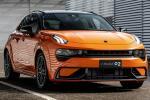 New Lynk & Co 02 hatchback officially unveiled; Takes aim at VW Golf GTI