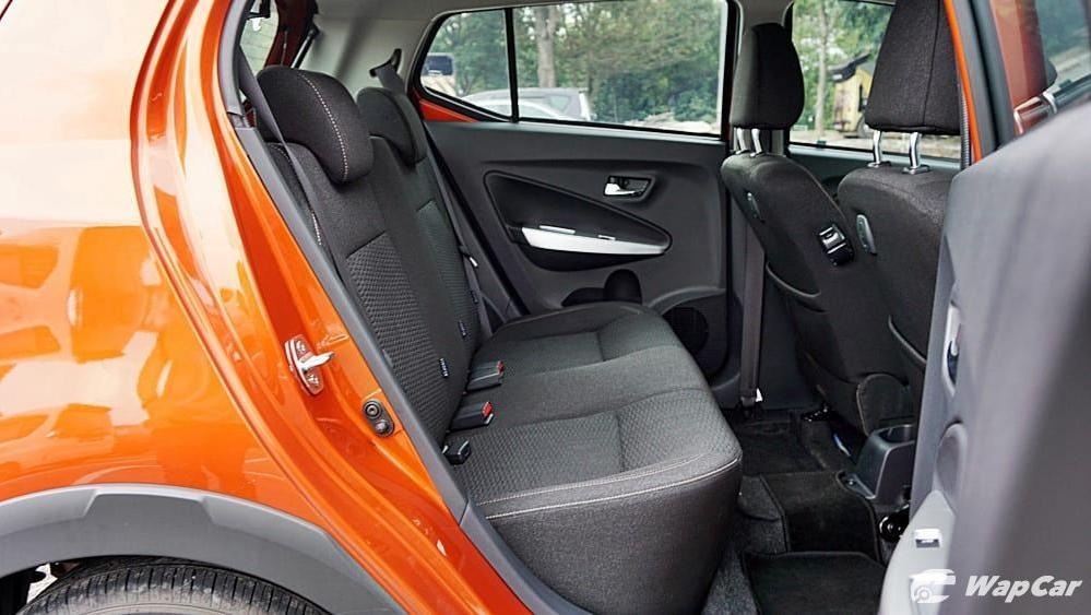 2019 Perodua Axia Style 1.0 AT Interior 026