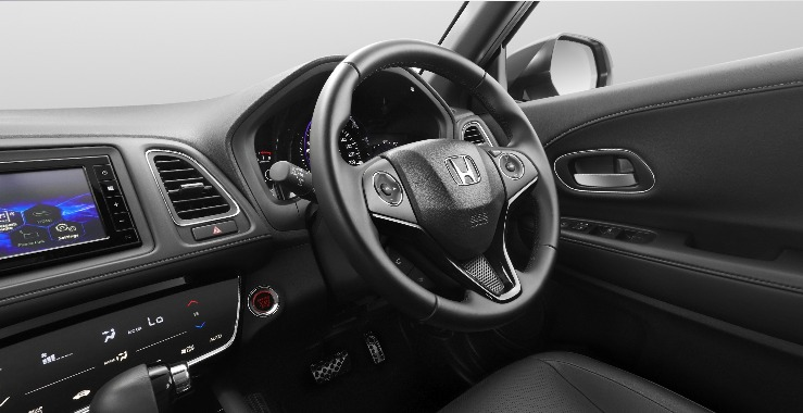 Honda HR-V (2019) Interior 002