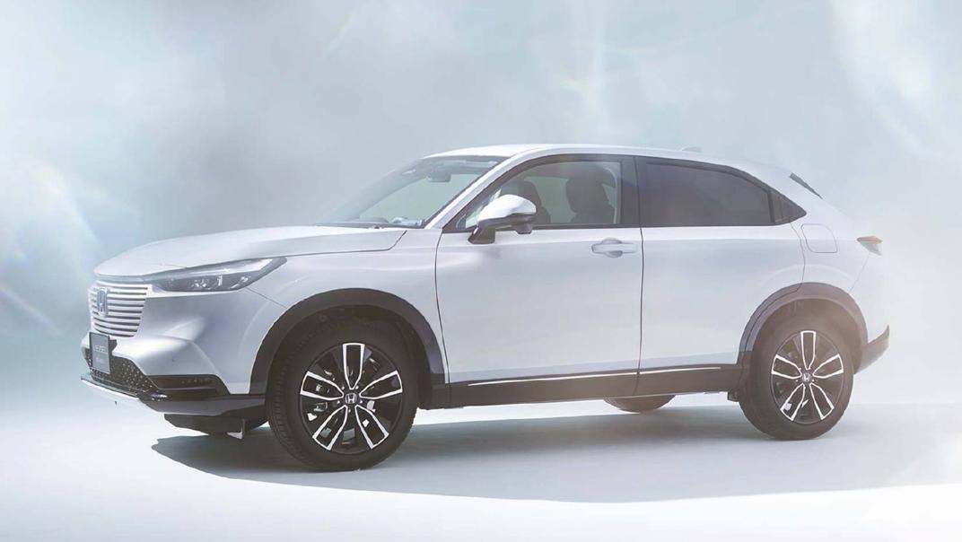 2021 Honda HR-V Upcoming Version Exterior 001