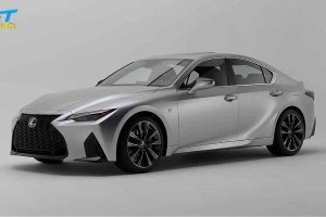 Better looking spindle grille? New 2020 Lexus IS leaked ahead of 16 June debut