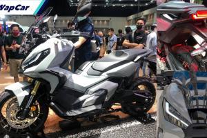 Honda X-ADV 750 generasi baharu dilancarkan di Thailand, Malaysia masih menunggu?
