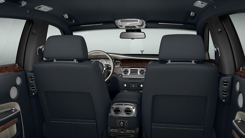 2010 Rolls-Royce Ghost Ghost Interior 010