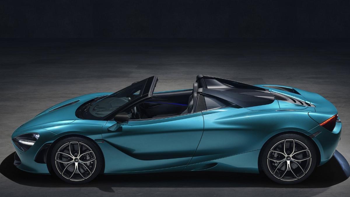 McLaren 720S(2019) Exterior 007