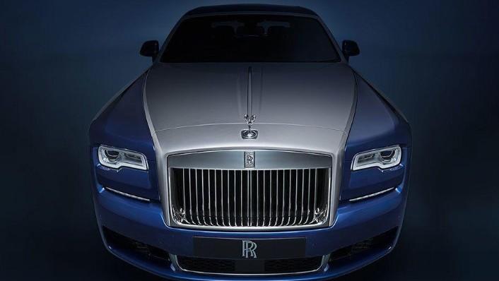 2010 Rolls-Royce Ghost Ghost Exterior 002