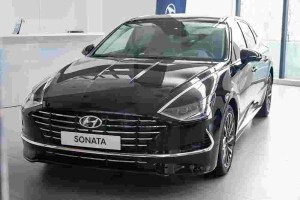 There's an 8th-gen Hyundai Sonata in Malaysia, but you can't buy one