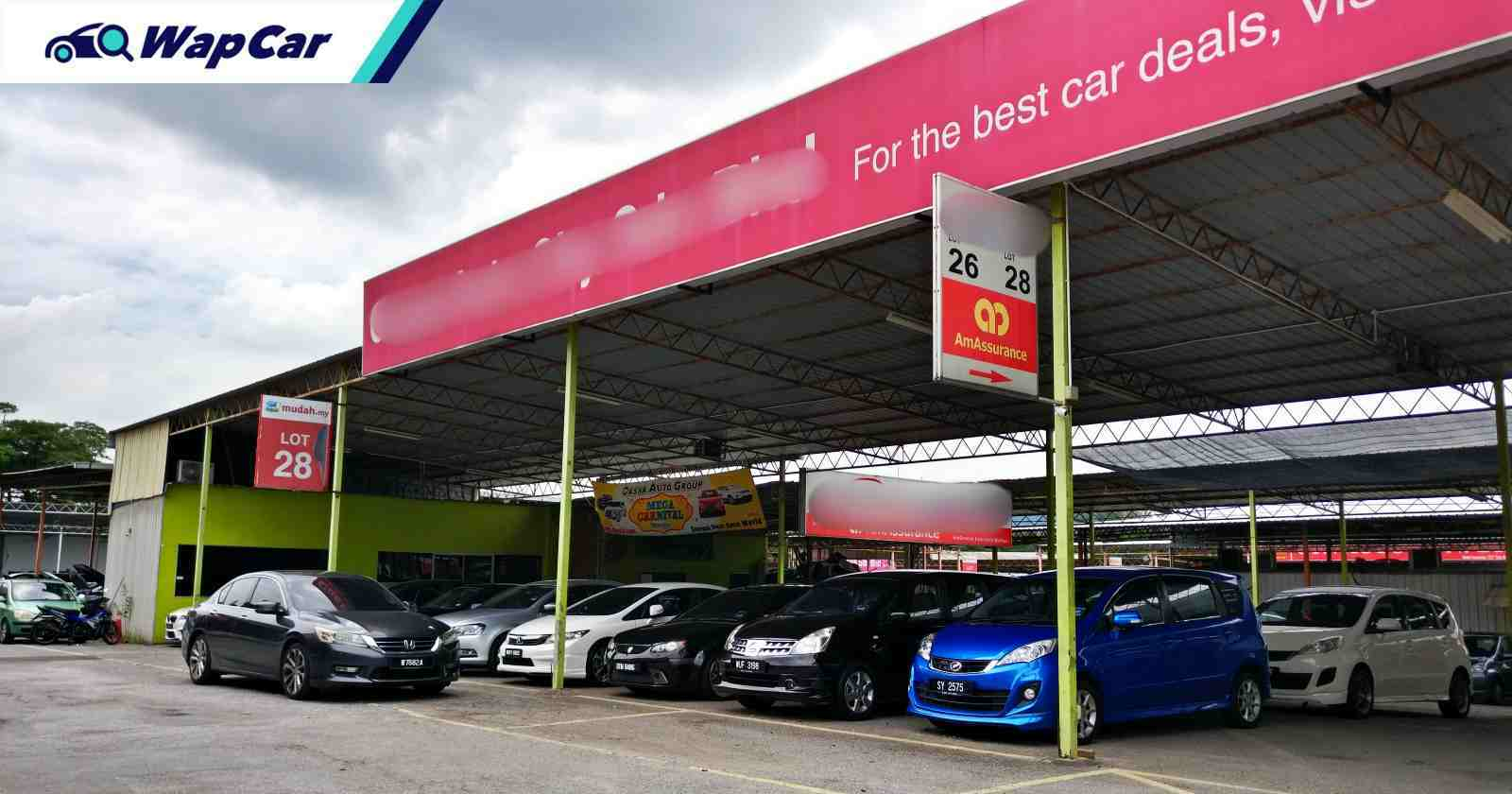 Record high sales for used cars continues! Malaysians social distancing in second-hand cars? 01